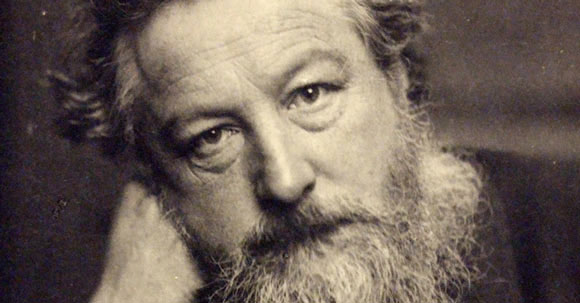 アーツ&クラフツを提唱した「モダンデザインの父」ウィリアム・モリス